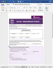 用於 Word 的 GrapeCity 文件,2 服務包 2