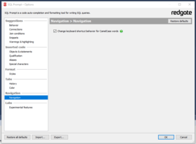 SQL Prompt Pro 9.5.7