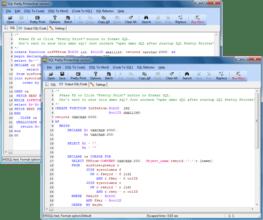SQL Pretty Printer v4.0.1