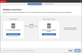 SQL Change Automation v4.0