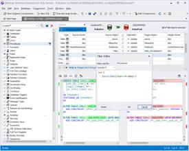 dbForge Schema Compare for SQL Server 5.0.34