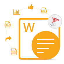 Aspose.Words for Reporting Services (SSRS) V19.8