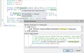 PHP Tools for Visual Studio v1.32.11556