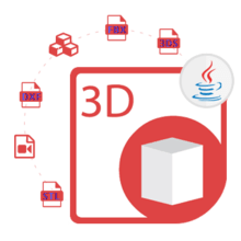 Aspose.3D for Java V19.10