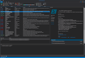PowerShell ModuleManager 2019 (1.1.3)