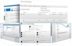 SharePoint Document Merge V6.0.0.0