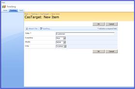 SharePoint Lookup Tracker v1.12.x