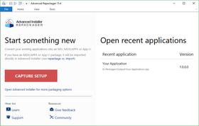 Advanced Installer Enterprise 16.8