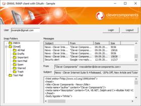 Clever Internet Suite for Delphi, C++Builder V9.5