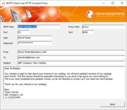 Clever Internet Suite VCL & .NET & ActiveX Bundle V9.5