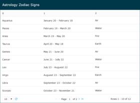 ZingGrid 1.2.0