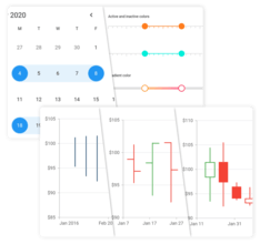 Syncfusion Essential Studio for Flutter 2020 Volume 1