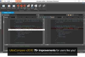 UEStudio Suite - includes UltraCompare v20.10