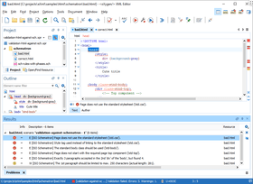 Oxygen XML Developer Enterprise V22.1