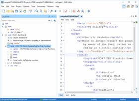 Oxygen XML Editor Enterprise V22.1