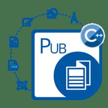 Aspose.PUB for C++ released