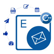 Aspose.Email for C++ V20.5