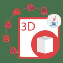 Aspose.3D for Java V20.7