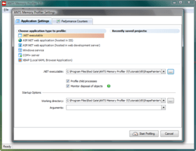 ANTS Memory Profiler v10.4.x