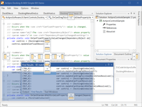 Actipro Docking & MDI for WPF 2019.1 build 0686