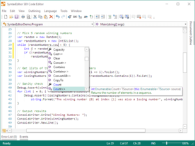 Actipro SyntaxEditor for WPF 2019.1(ビルド0686)