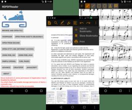 RadaeePDF SDK for iOS v4.0