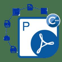 Aspose.PDF for C++ V20.8