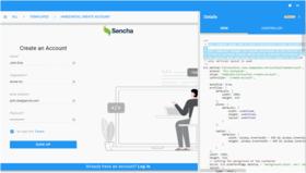 Sencha Ext JS 7.3