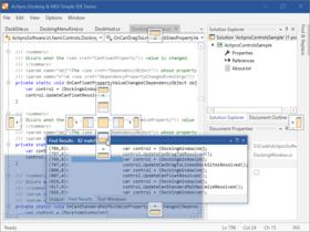 Actipro Docking & MDI for WPF 2020.1