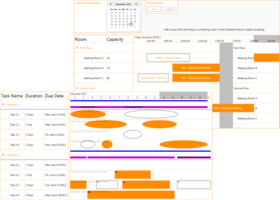 Solutions Schedule for WPF v4.0