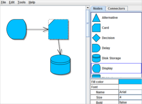 MindFusion.Diagramming for Java Swing V4.5