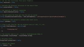 Xceed FTP for Xamarin V6.8.1
