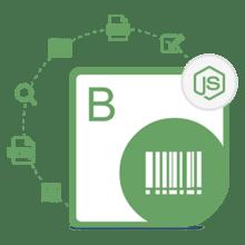Aspose.BarCode for Node.js via Java V20.10