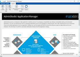 AdminStudio Standard 2020 R2
