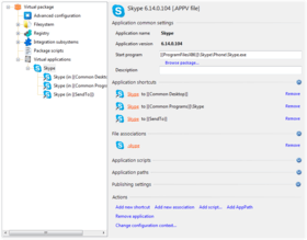 Application Virtualization Explorer v5.10.1