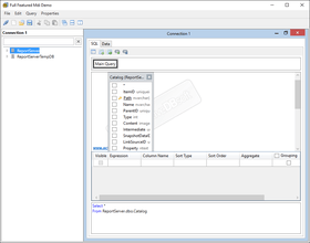 Active Query Builder for .NET WPF v3.7.5.1179
