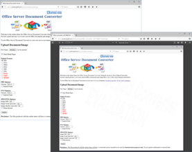 Rainbow PDF Office Server Document Converter (OSDC) v7.2 R1