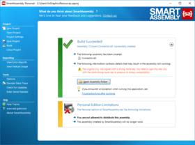 SmartAssembly 8.0.0