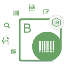 Aspose.BarCode for Node.js via Java V20.12