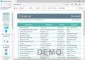 Stimulsoft Reports.PHP 2021.1.1