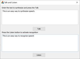 Chant Talk&Listen released