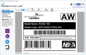 Neodynamic ThermalLabel SDK for .NET 10.0.21.122