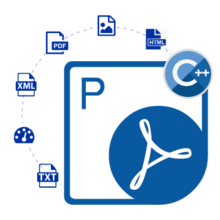 Aspose.PDF for C++ V21.1
