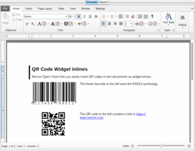 NOV Barcode for .NET 2021.1