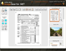 ImageGear for .NET v25.0