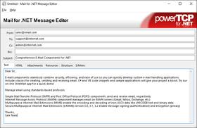 PowerTCP Mail for .NET V4.3.13.0