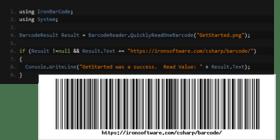 IronBarcode for .NET 2021.6.3