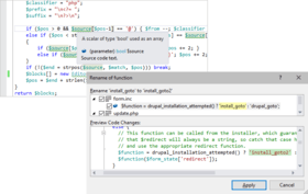 PHP Tools for Visual Studio v1.52.13623