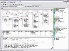 Active Query Builder for Delphi v1.30.11