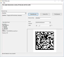 Barcode Xpress .NET v13.5